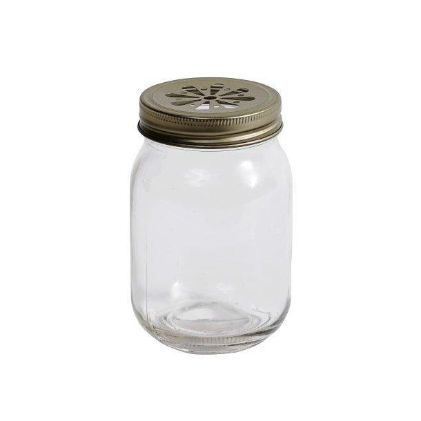 Drikkeglass for sugerør