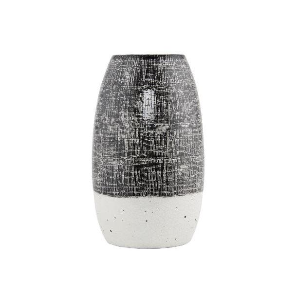 Stor vase, Diced