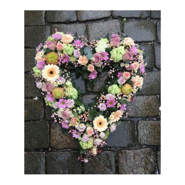 Åpent hjerte, blomstereng