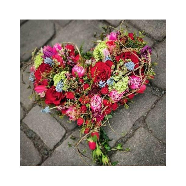 Hjerte til begravelse, natur
