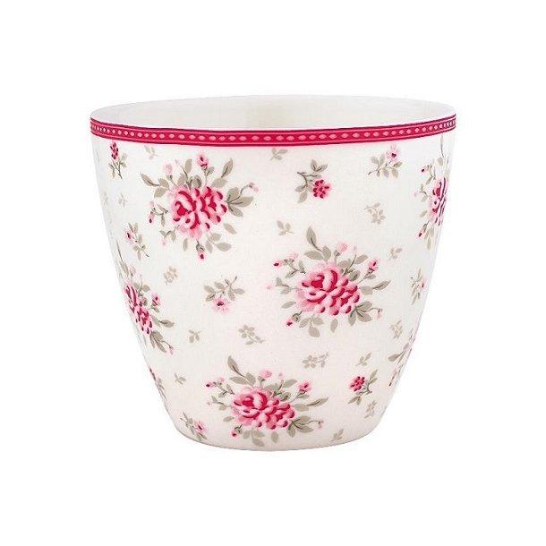 Latte cup Flora