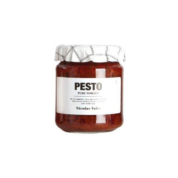 Pesto, pure tomato