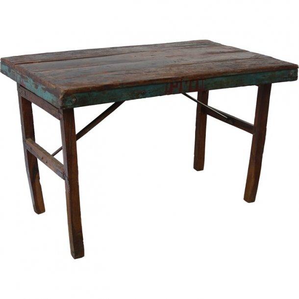 Gammelt bord, kjøkkenbord