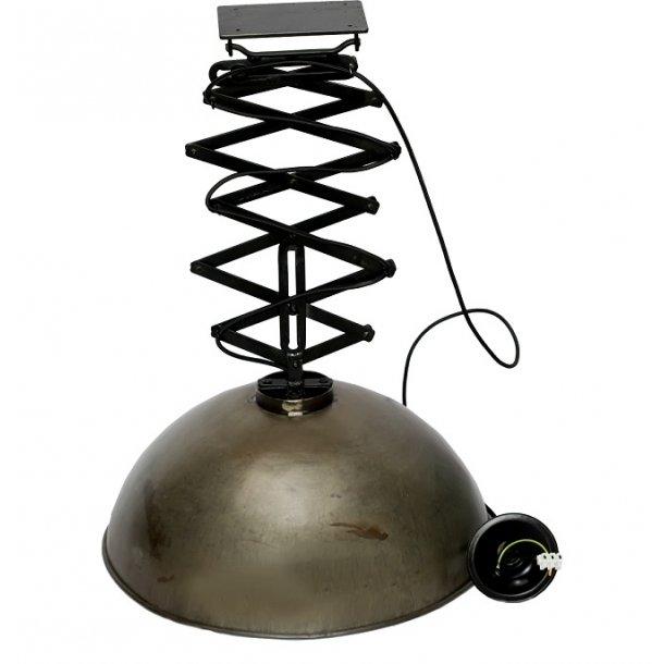 Oppdatert Nedtrekkbar justerbar utrekslampe tak industri rustikk lampe BS-77
