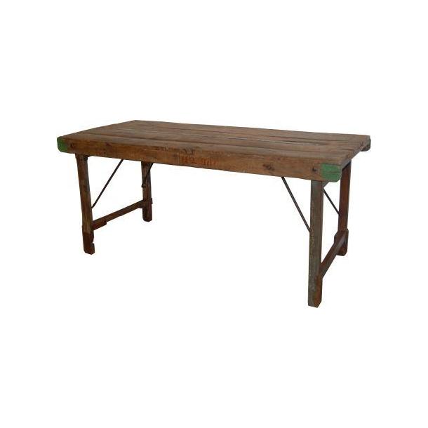 Unikt røft spisebord