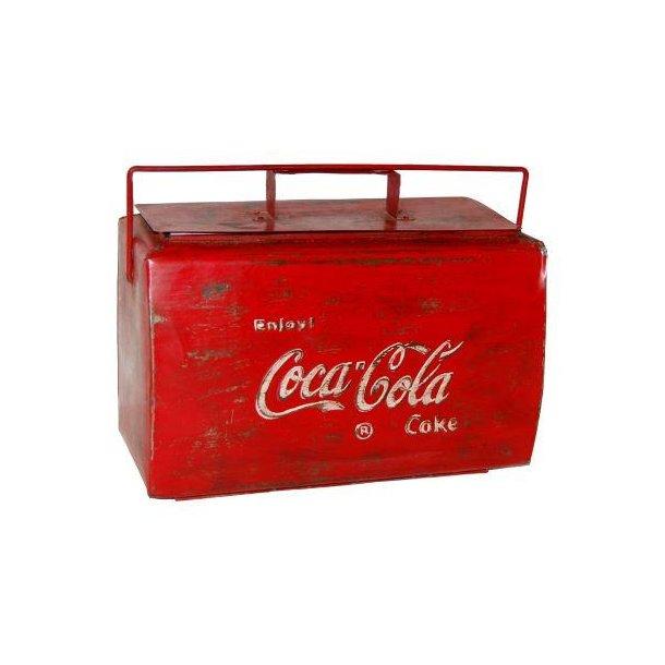 Gammel Cola kjøler